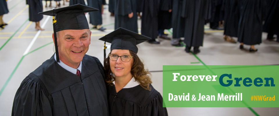 Forever Green: David and Jean Merrill