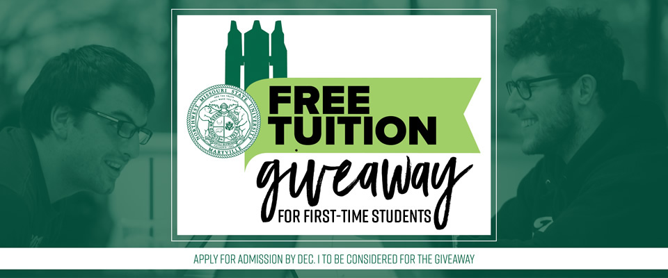 Free Tuition Giveaway: Apply before Dec. 1