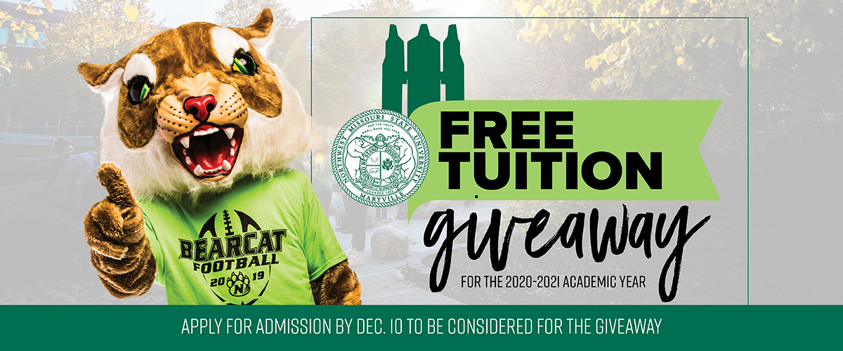 Free Tuition Giveaway 2019
